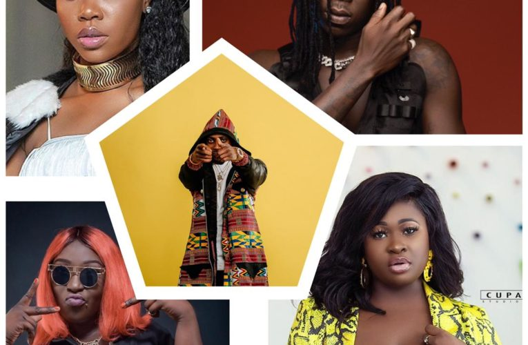 America Based Artiste Law Votes Stonebwoy As The Leading Musician In Ghana + Condemns Ladies Beef + Advises Online Business