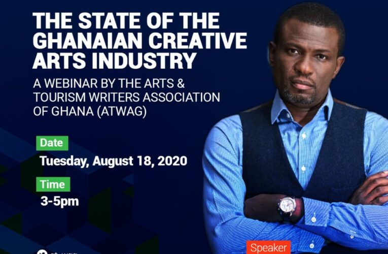 Creative Arts Webinar: ATWAG Holds Forum On The State of The Creative Sector On August 18