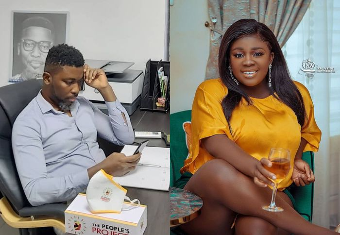 A Plus Confirms Chopping Tracy Boakye But….