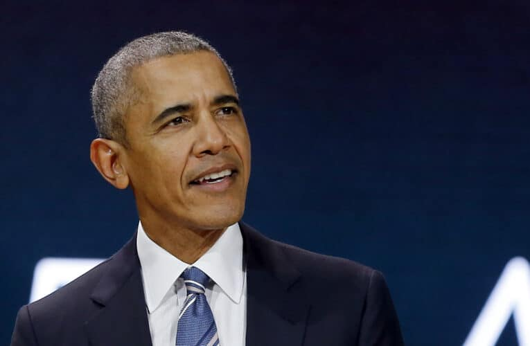 Former US President Barack Obama Listens To Shatta Wale