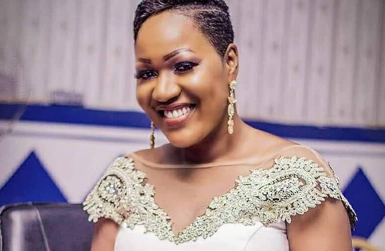 Gospel Musician Rose Adjei Differentiates Real Gospel Musicians From Fake Ones