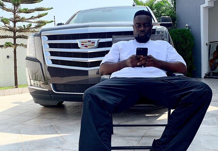 Top Stars In Ghana Congratulate Sarkodie After  His Black Love Virtual Concert