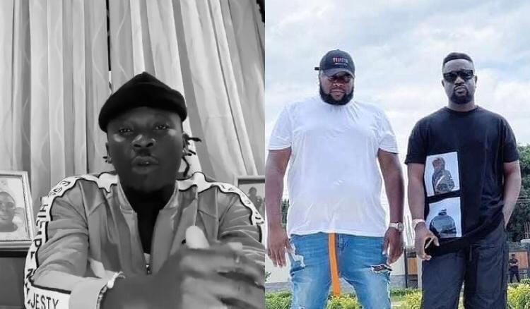 Stonebwoy Apologizes To Angel & Sarkodie: Debunks The Display Of Guns In New Video
