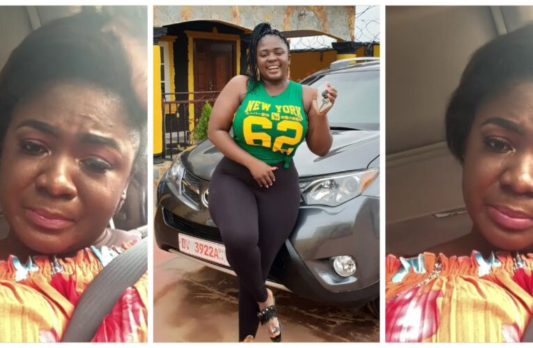 Tracey Boakye Wept: Expresses Disappointment in NDC For Sending Her Threatening Messages
