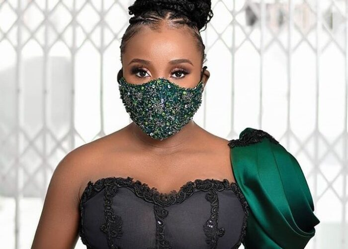 Naa Ashorkor Reveals She Is Covid-19 Positive