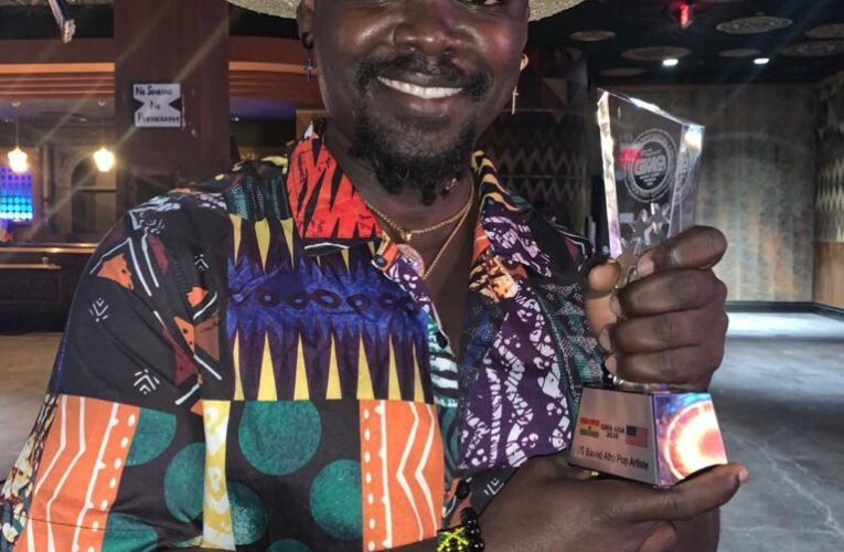 Kay Kay Amponsah Wins Afro-Pop Artiste Of The Year At Ghana Music Awards – USA 2020