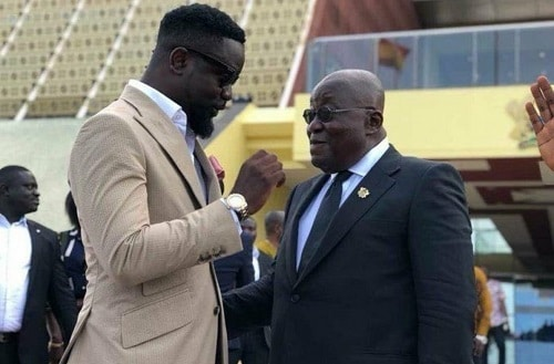 Sarkodie Commends Government For The Implementation Of Online Passport Application