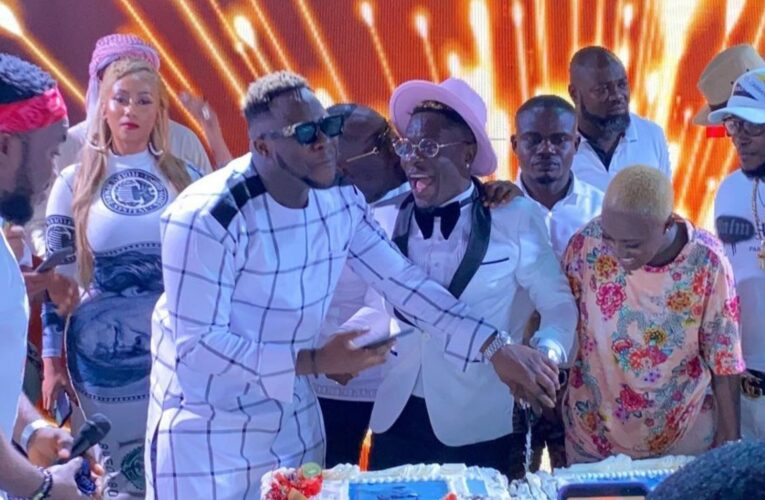 Wow! This Is Beautiful: Check How Celebrities In Ghana Wished Shatta Wale A Happy Birthday