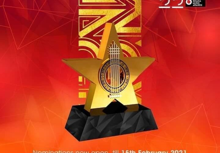Vodafone Ghana Music Awards (VGMA) 22nd Edition Opens Nominations