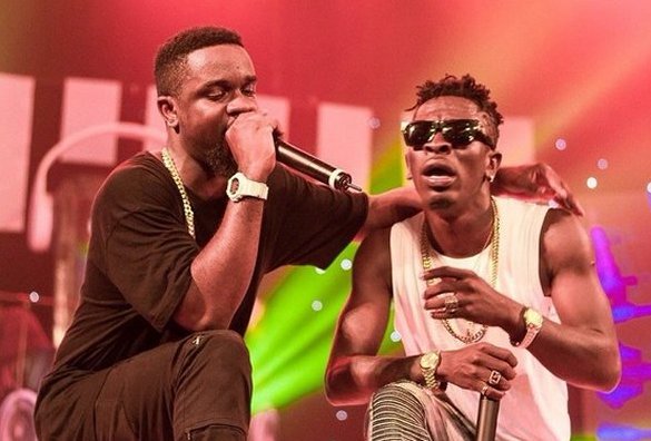 Shatta Wale And Sarkodie Are Villagers – Jailed Showboy Fires