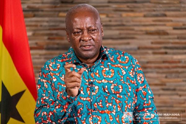 """I Want To See Ex President John Dramani Mahama As President Of Ghana After President Akufo-Addo"" – Diamond Appiah"