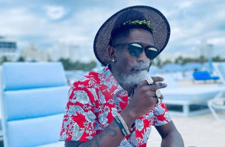 Shatta Wale Off To Miami To Work On His Upcoming Album