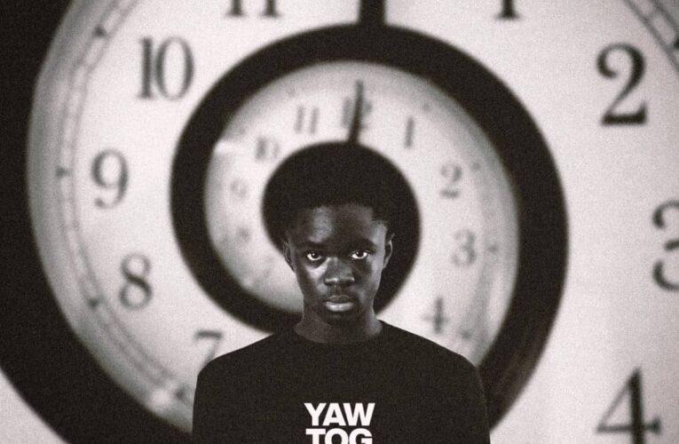 "Yaw Tog Readies His ""Time"" EP"