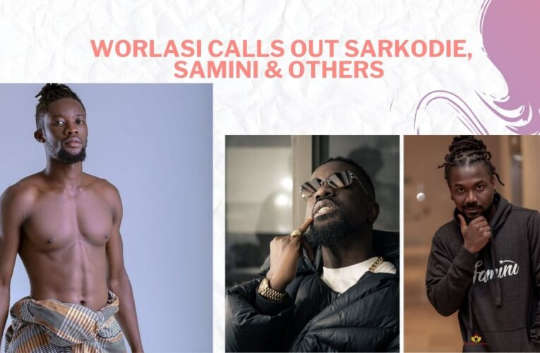 Video + Worlasi Goes Hard On Ghanaian Political Leaders For Making The Country Hard For Citizens