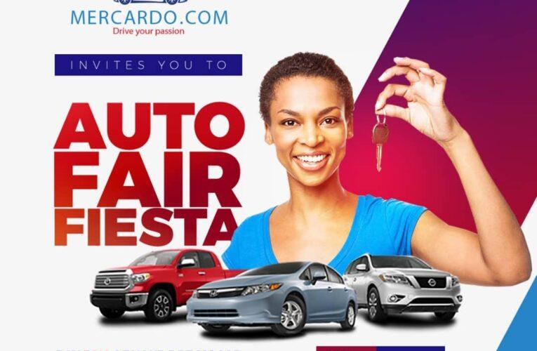 Mercardo.com To Hold Auto Fair Fiesta Today